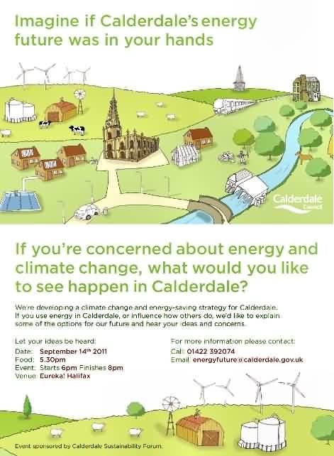 Calderdale sustainable energy event 4888
