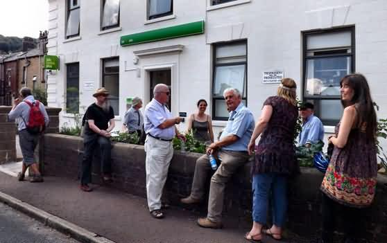 Hanspeter and the Federation of City Farms and Community Gardens