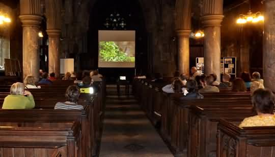 growing change film at the Unitarian