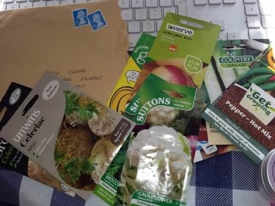Seed donation