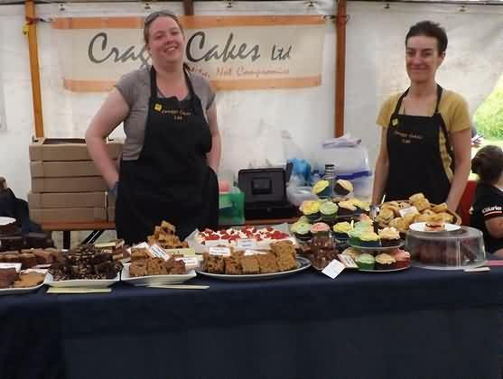 Crags Cakes