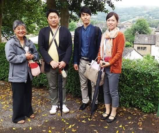 local government officials from Tokyo