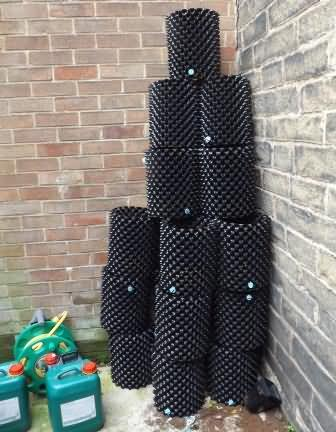 Air pots donated by West Yorkshire Police