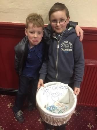 Incredible  rising stars Cid and Ira raising funds to cover the cost of the screening