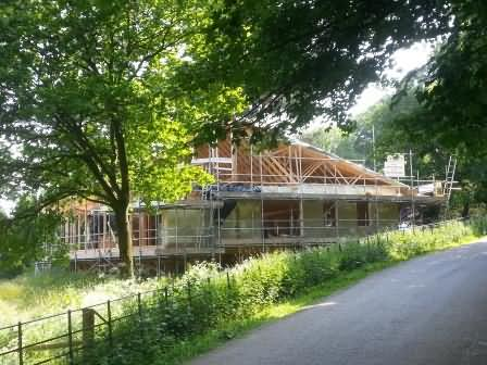 Cuerden Valley Park Visitor Centre